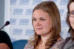 Teisininkė, Mykolo Romerio universiteto lektorė Elena Kosaitė-Čypienė.