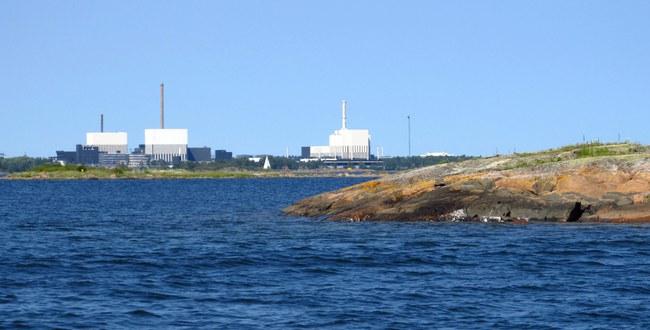 Oskarshamno branduolinė jėgainė  ©commons.wikimedia.org