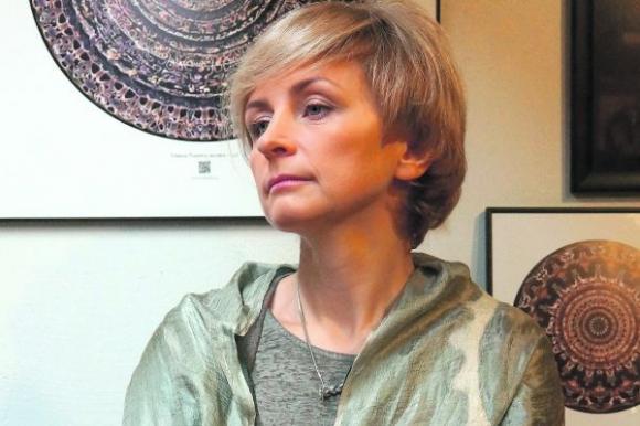 Rūta Mickienė įsitikinusi, kad mes nuostabiai gražiai kalbame. Ameninio archyvo nuotr.